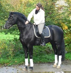 Elin och His Highness hösten 2006
